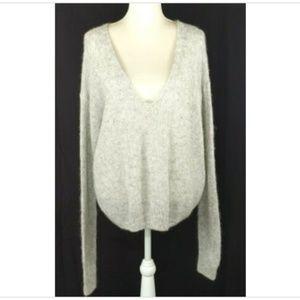 Free People Sweater Alpaca Blend Medium